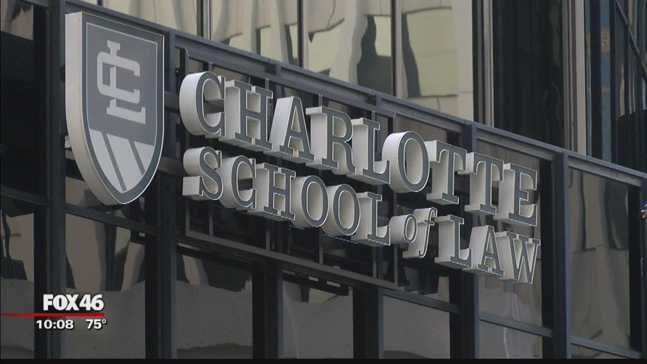 Charlotte School of Law now closed, says Alumni Association