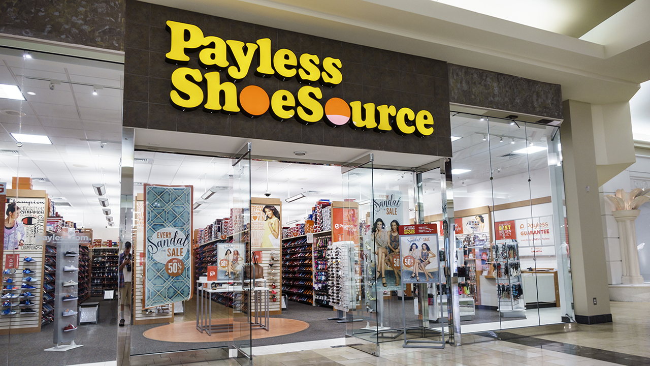 Arkansas mom buys all of Payless store's 1,500 shoes to give